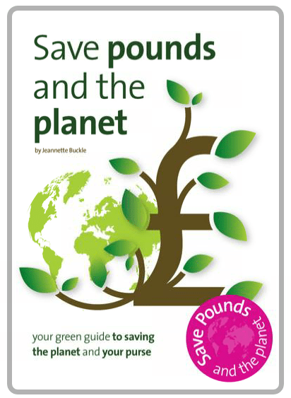 Save pounds and the planet book